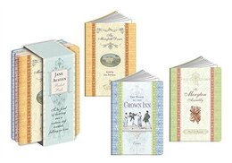 Book Jane Austen Pocket Pads by Potter Style