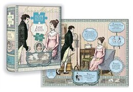 Book Jane Austen Puzzle: 500-piece Puzzle by Potter Style