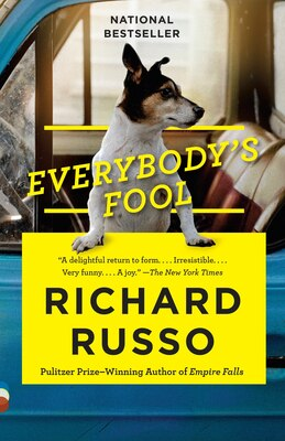 Book Everybody's Fool: A Novel by Richard Russo