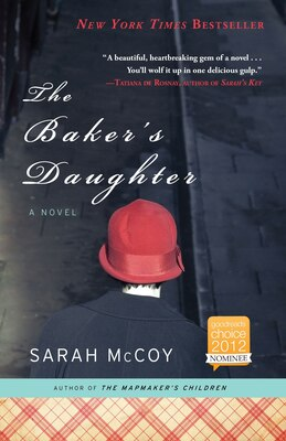 Book The Baker's Daughter: A Novel by Sarah Mccoy