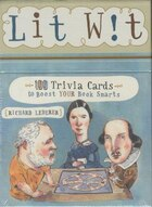 Lit Wit Deck: 100 Trivia Cards To Boost Your Book Smarts