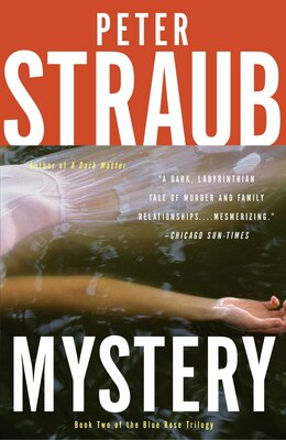 Book Mystery by Peter Straub