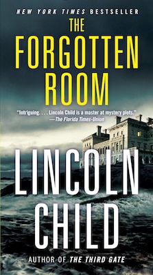 Book The Forgotten Room by Lincoln Child