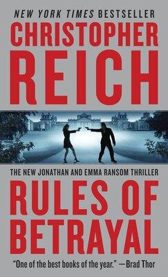 Book Rules Of Betrayal by Christopher Reich