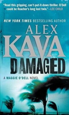 Book Damaged by Alex Kava