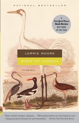 Book Birds Of America: Stories by Lorrie Moore