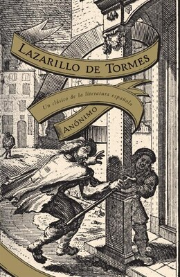 Book Lazarillo De Tormes by Anonymous