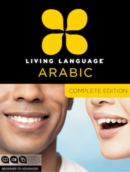 Book Living Language Arabic, Complete Edition: Beginner Through Advanced Course, Including 3 Coursebooks… by Living Language