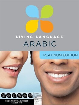 Book Living Language Arabic, Platinum Edition: A Complete Beginner Through Advanced Course, Including 3… by Living Language