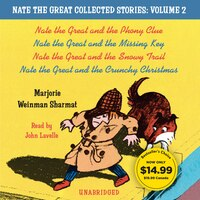 Nate The Great Collected Stories: Volume 2: Nate The Great And The Phony Clue; Nate The Great And…