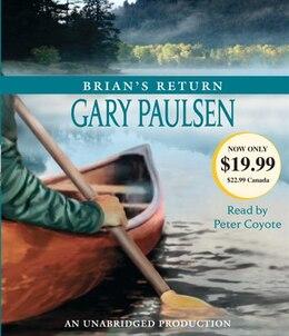 Book Brian's Return by Gary Paulsen