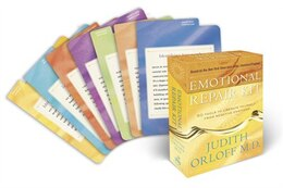 Book Emotional Repair Kit: 50 Tools To Liberate Yourself From Negative Emotions by Judith Orloff