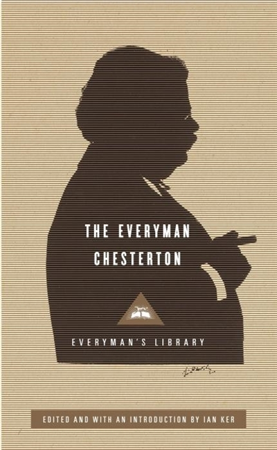 The Everyman Chesterton Book By G K Chesterton Hardcover