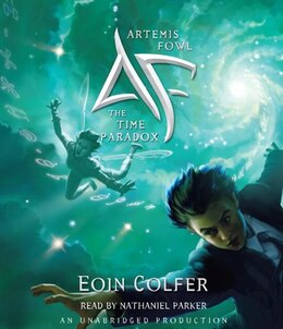 Book Artemis Fowl 6: The Time Paradox by Eoin Colfer