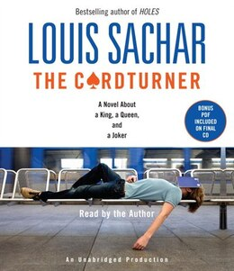 Book The Cardturner: A Novel About A King, A Queen, And A Joker by Louis Sachar