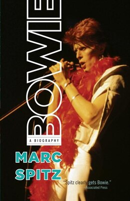 Book Bowie: A Biography by Marc Spitz