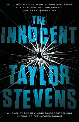 Book The Innocent: A Vanessa Michael Munroe Novel by Taylor Stevens