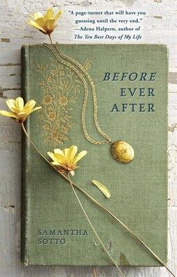Book Before Ever After: A Novel by Samantha Sotto
