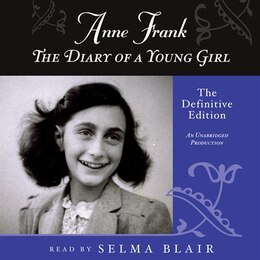 Book Anne Frank: The Diary Of A Young Girl: The Definitive Edition by Anne Frank