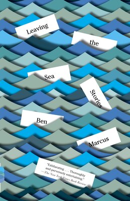 Book Leaving The Sea: Stories by Ben Marcus