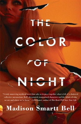 Book The Color Of Night by Madison Smartt Bell