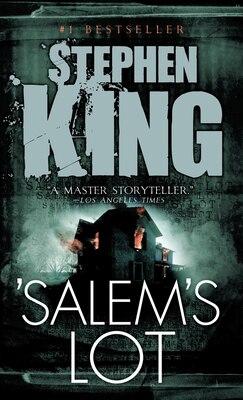 Book 'salem's Lot by Stephen King