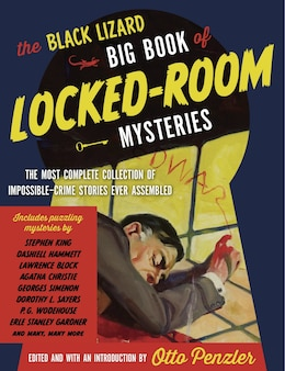 Book The Black Lizard Big Book Of Locked-room Mysteries by Otto Penzler