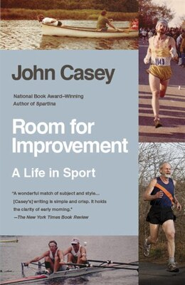 Book Room For Improvement: A Life In Sport by John Casey