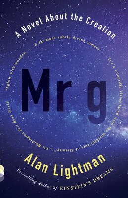 Book Mr G: A Novel About The Creation by Alan Lightman