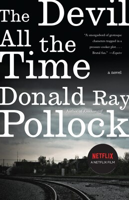 Book The Devil All The Time by Donald Ray Pollock