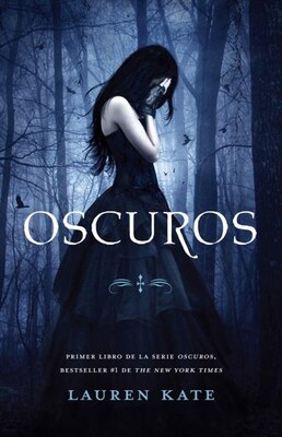 Book Oscuros by Lauren Kate