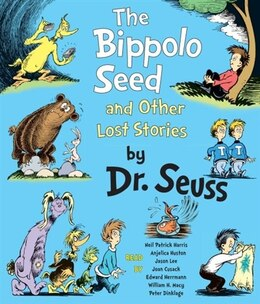 Book The Bippolo Seed And Other Lost Stories by Anjelica Seuss