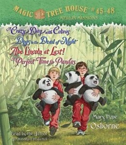 Book Magic Tree House Collection: Books 45-48 by Mary Pope Osborne