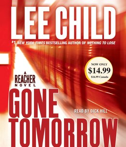 Book Gone Tomorrow: A Jack Reacher Novel by Lee Child