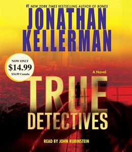 Book True Detectives: A Novel by Jonathan Kellerman