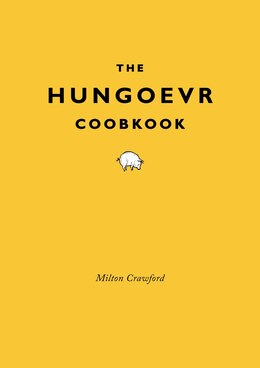 Book The Hungover Cookbook by Milton Crawford