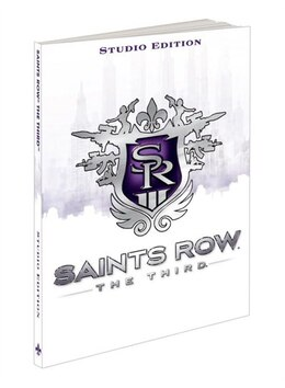 Book Saints Row: The Third - Studio Edition: Prima Official Game Guide by Howard Grossman