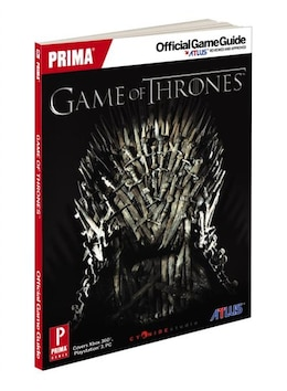 Book Game of Thrones: Prima Official Game Guide by Mike Searle