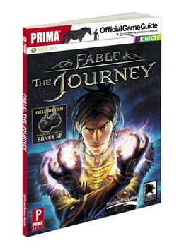 Book Fable: The Journey: Prima Official Game Guide by Matt Wales