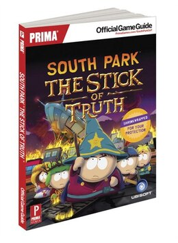 Book South Park: The Stick of Truth: Prima Official Game Guide by Mike Searle