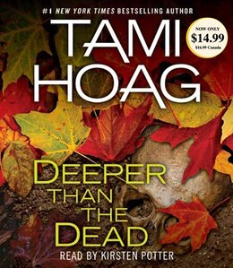 Book Deeper Than The Dead by Tami Hoag