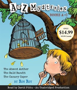 Book A to Z Mysteries: Books A-C by Ron Roy