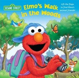 Book Elmo's Walk in the Woods (Sesame Street) by Naomi Kleinberg