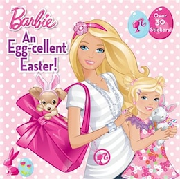 Book An Egg-cellent Easter! (barbie) by Rebecca Frazer