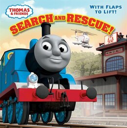 Book Search And Rescue! (thomas & Friends) by W. Awdry