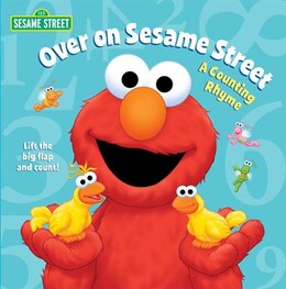 Book Over On Sesame Street (sesame Street): A Counting Rhyme by Naomi Kleinberg