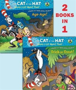 Book Trick-or-treat!/aye-aye! (dr. Seuss/cat In The Hat) by Tish Rabe