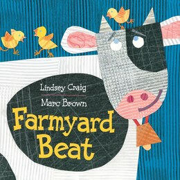 Book Farmyard Beat by Lindsey Craig
