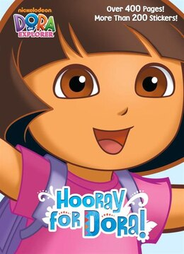 Book Hooray For Dora! (dora The Explorer) by Golden Books
