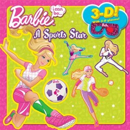 Book I Can Be A Sports Star (barbie) by Mary Man-kong